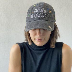 Thirsty Thursday Hat